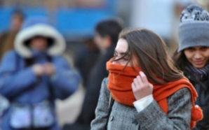 Sigue el frío en Córdoba