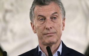Le extirparon un tumor benigno a Mauricio Macri