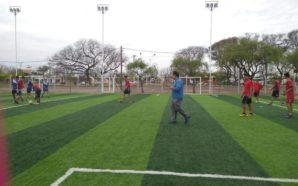 La semifinal del Torneo Nacional de Fútbol para Ciegos se…