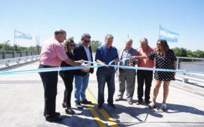 El gobernador Juan Schiaretti visita Villa Santa Rosa