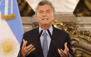 Macri anuncia medidas para las economías regionales
