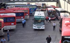 Por incumplimiento de pago, el transporte interurbano se declara en…