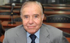Después de 25 años, Carlos Menem irá a juicio por…