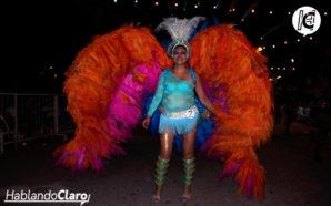 Flores, música y un mensaje familiar: el traje fantasía de…