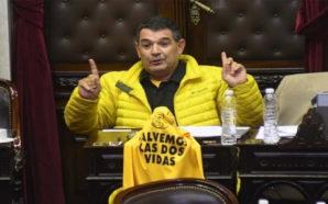 "Alfredo Olmedo: ""voy a ser el próximo presidente"""