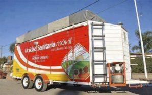 Móvil Sanitario en Monte Cristo