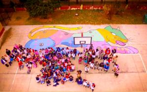 """Llega el """"Pupo Mural"""" a Villa Santa Rosa: una iniciativa…"""