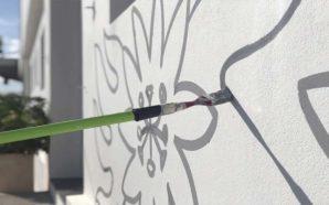 «Mural participativo»: una actividad interactiva en Villa Santa Rosa