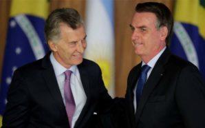 Macri se encontrará con Bolsonaro en Brasil