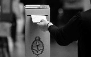 PASO 2021: Así se votó en el Departamento Río Primero