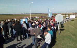 El Gobierno provincial declarará «emergencia agropecuaria» en Oliva