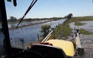 Por las inundaciones, productores rurales protestarán en el acceso a…