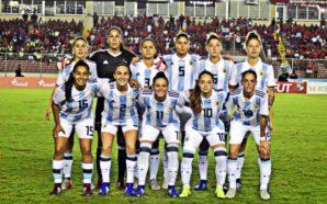 Desde Diputados proponen reconocer a la Selección Femenina de fútbol