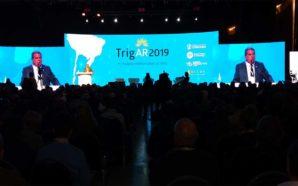TrigAr: la Provincia anunció el programa de Buenas Prácticas Agropecuarias…