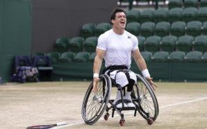 El cordobés «Lobito» Fernández se coronó en Wimbledon