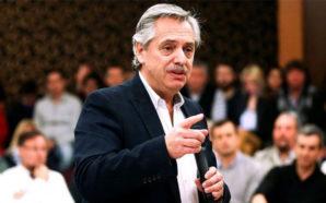 Alberto Fernández: «Es necesario que la situación se tranquilice»