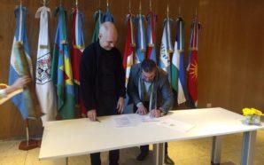 Gazzoni firmó un importante acuerdo para Monte Cristo