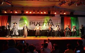 Con una gran convocatoria, La Puerta celebró su tradicional Peña…