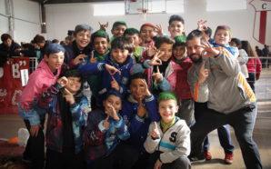 Los niños de Monte Cristo celebraron al padre de la…