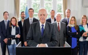 Roberto Lavagna anunció la suspensión temporal de su campaña