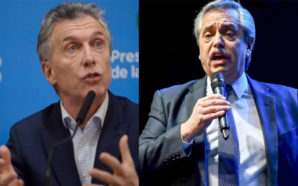 Nueva comunicación telefónica entre Mauricio Macri y Alberto Fernández