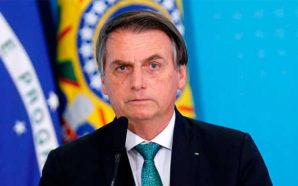 Jair Bolsonaro responsabilizó a ambientalistas por los incendios en la…
