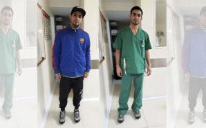 La lección de Lautaro: Fundación Favaloro homenajeó al enfermero discriminado