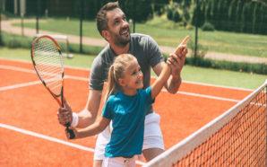 Fin de semana de tenis en Villa Santa Rosa