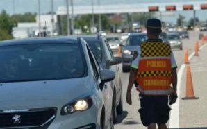 Turismo interno: Policía Caminera advierte fallas en la app Cuidar