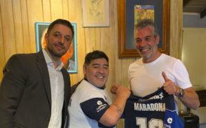 Maradona vuelve al fútbol argentino