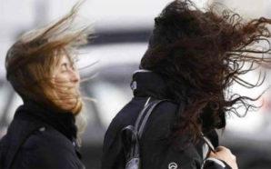 Pronostican fuertes vientos para Córdoba y centro del país