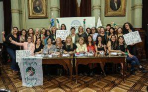 Más mujeres en los escenarios: se aprobó la ley de…