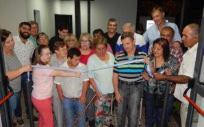 Quedó inaugurado el nuevo espacio de inclusión y rehabilitación en…