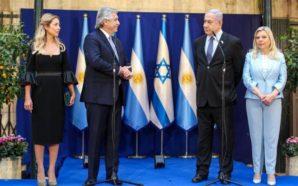 En Israel, Fernández ratificó su compromiso para buscar la verdad…