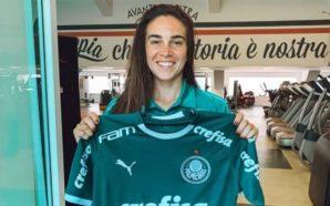 La defensora de la Selección Femenina de Fútbol jugará en…