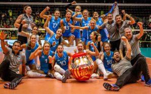 La selección argentina de voleibol femenino se coronó bicampeona olímpica