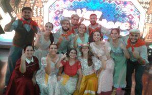 El Ballet Municipal de Santa Rosa, campeones del certamen «Tu…