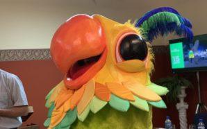 Conocé a la Cotorra Suquita, la nueva mascota de los…