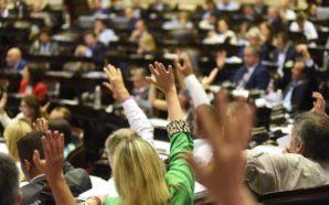 Diputados aprobó el proyecto sobre deuda externa