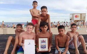 Pequeños deportistas de Mi Granja salieron campeones de Fútbol Playa…