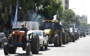 Tractorazo en Circunvalación: Continúan las manifestaciones en contra de las…