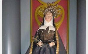 La Virgen de los Dolores es el objeto del mes…