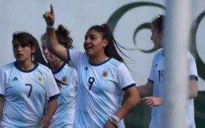Rocío Correa: la futbolista profesional que se suma al reclamo…
