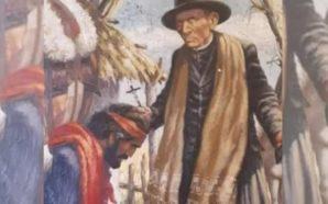 El Santo y el montonero: la fuerte amistad del Cura…