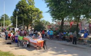La Feria Barrial de Río Primero cumple un año, atravesado…