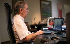 Por redes sociales, Schiaretti apoyó la extensión del aislamiento
