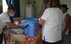 Comenzó la campaña de vacunación antigripal en Río Primero