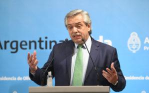 Con una carta al pueblo, Fernández explicó el aislamiento y…