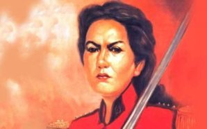 Juana Azurduy, la mujer que liberó a Bolivia de tropas…