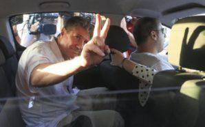 Conceden la prisión domiciliaria a Boudou